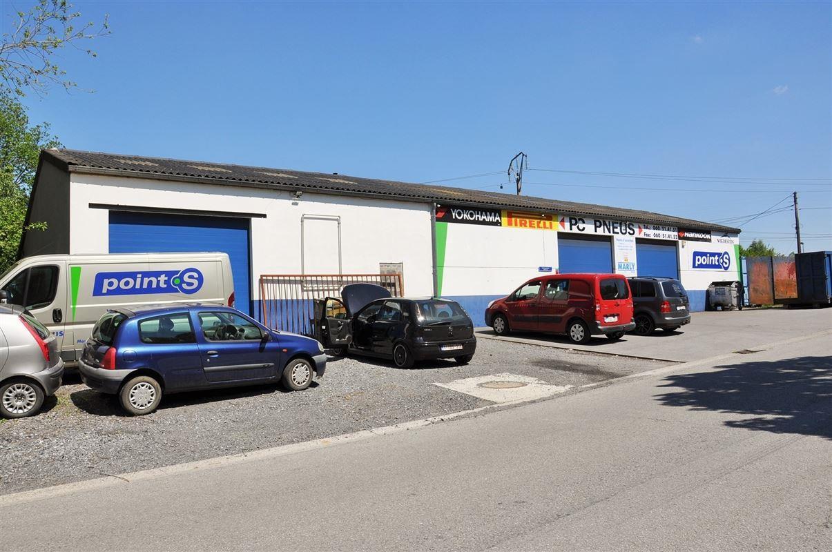 Image 2 : Immeuble industriel à 6590 MOMIGNIES (Belgique) - Prix 159.000 €