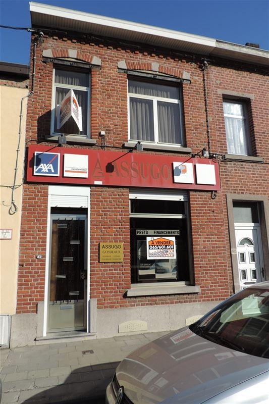 Image 1 : Maison à 7012 JEMAPPES (Belgique) - Prix 110.000 €