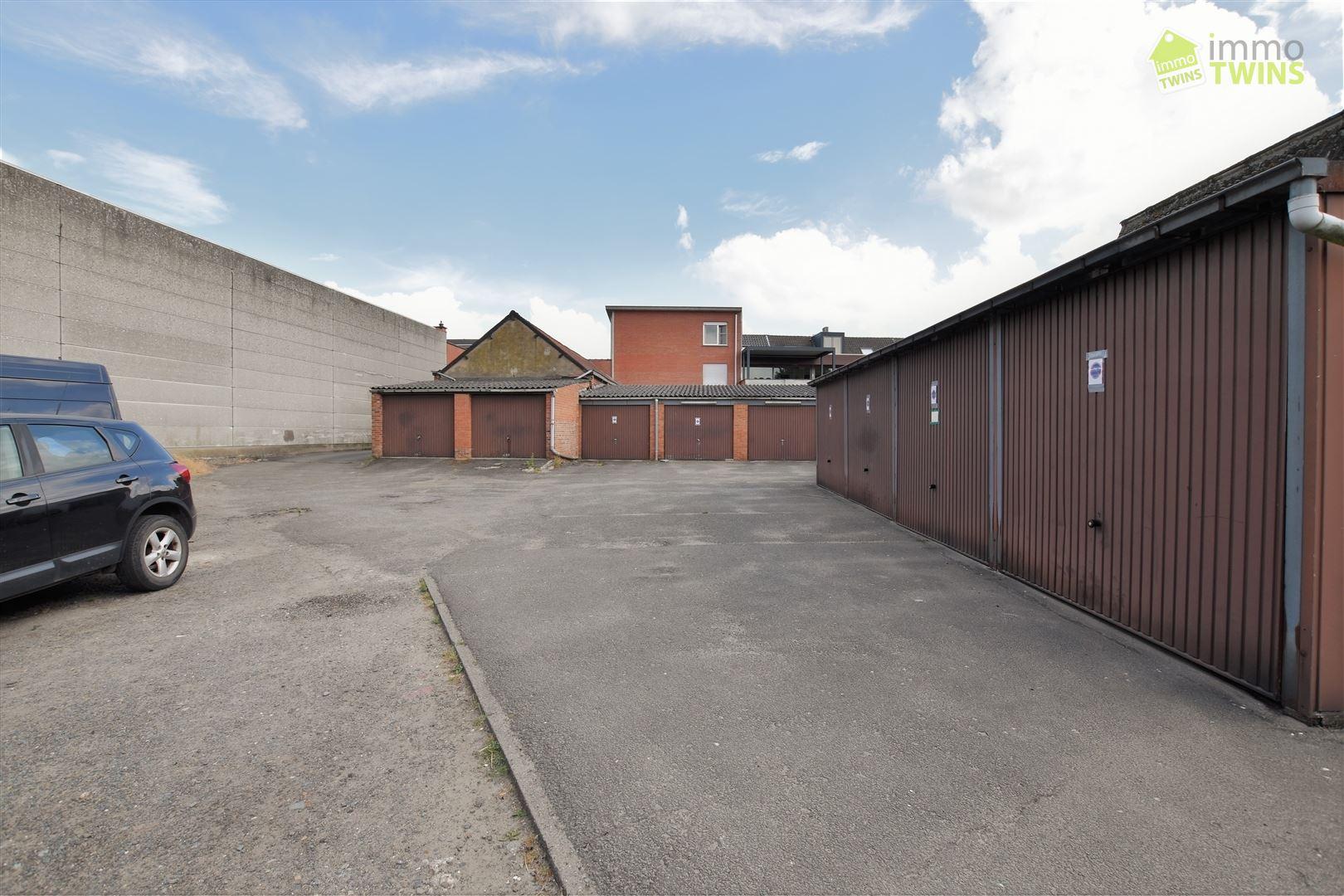 Foto 1 : Parking/Garagebox te 9200 APPELS (België) - Prijs € 49.500
