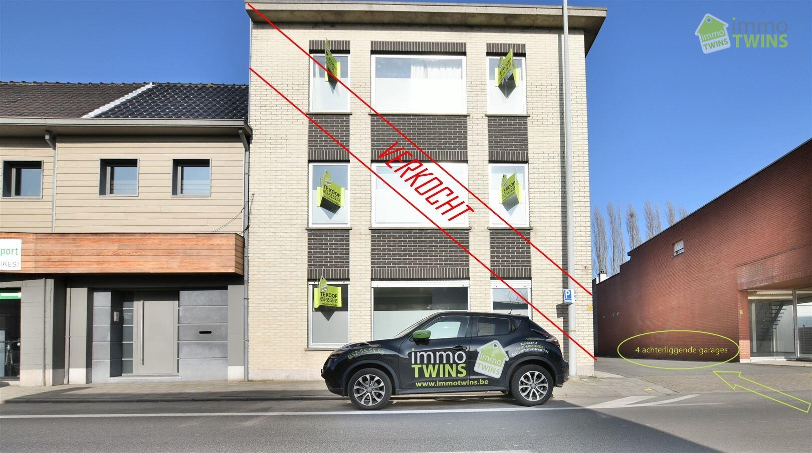 Foto 5 : Parking/Garagebox te 9200 APPELS (België) - Prijs € 49.500