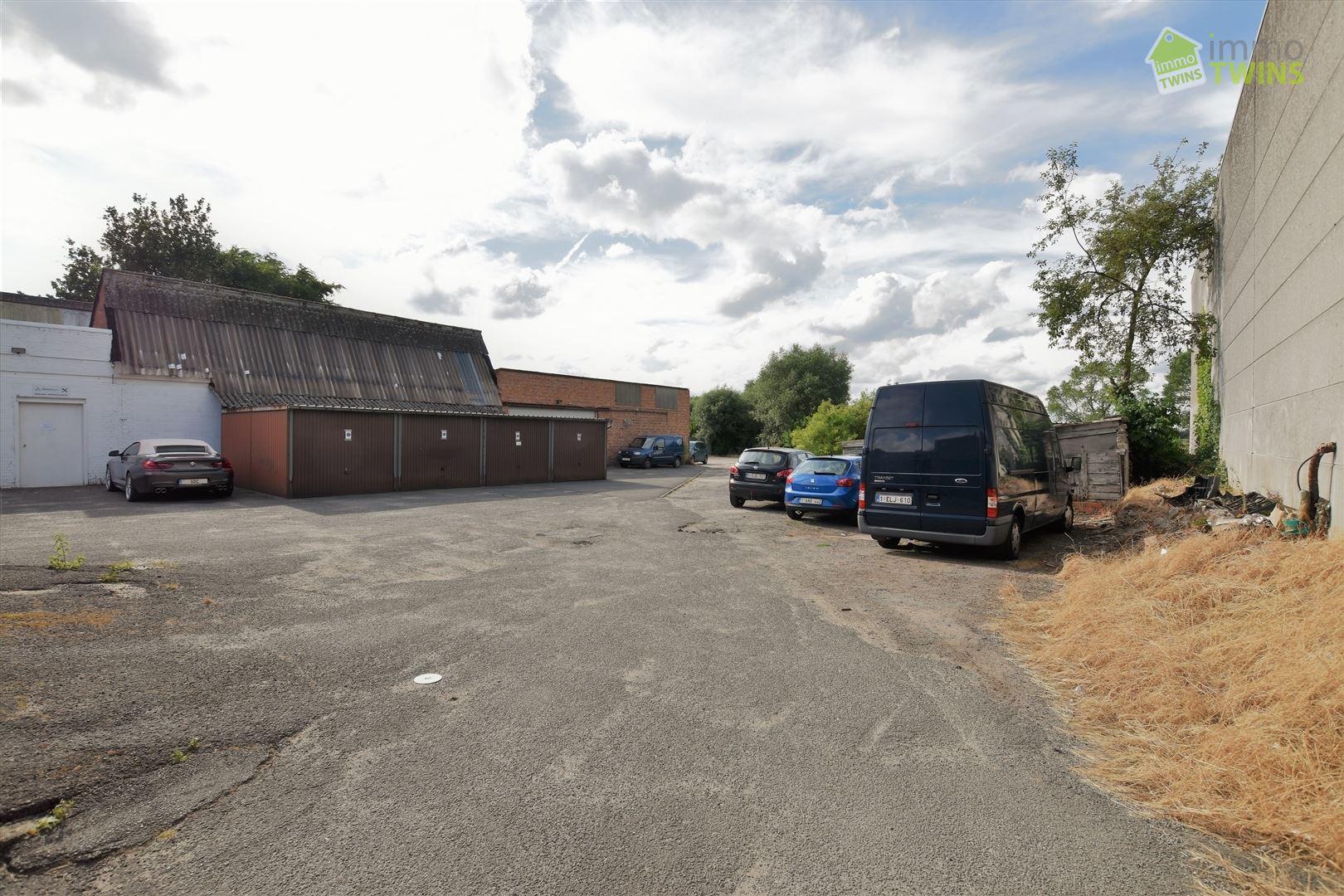 Foto 6 : Parking/Garagebox te 9200 APPELS (België) - Prijs € 49.500