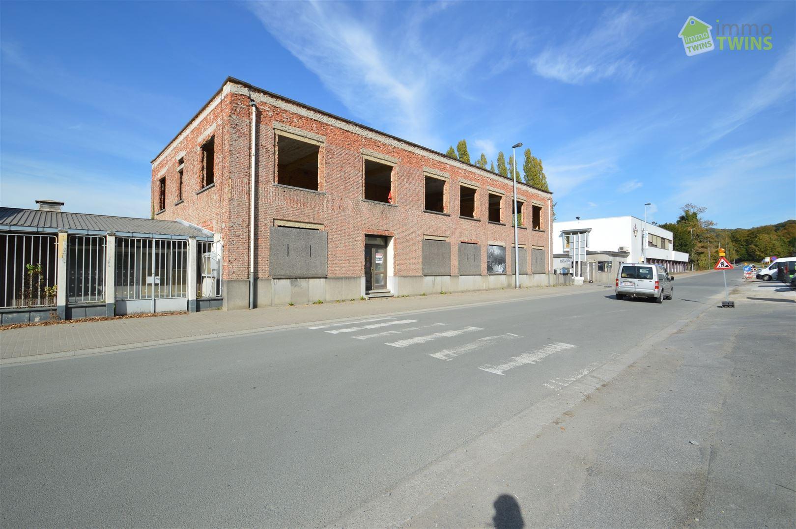 Foto 1 : Handelspand te 9500 GERAARDSBERGEN (België) - Prijs € 250.000