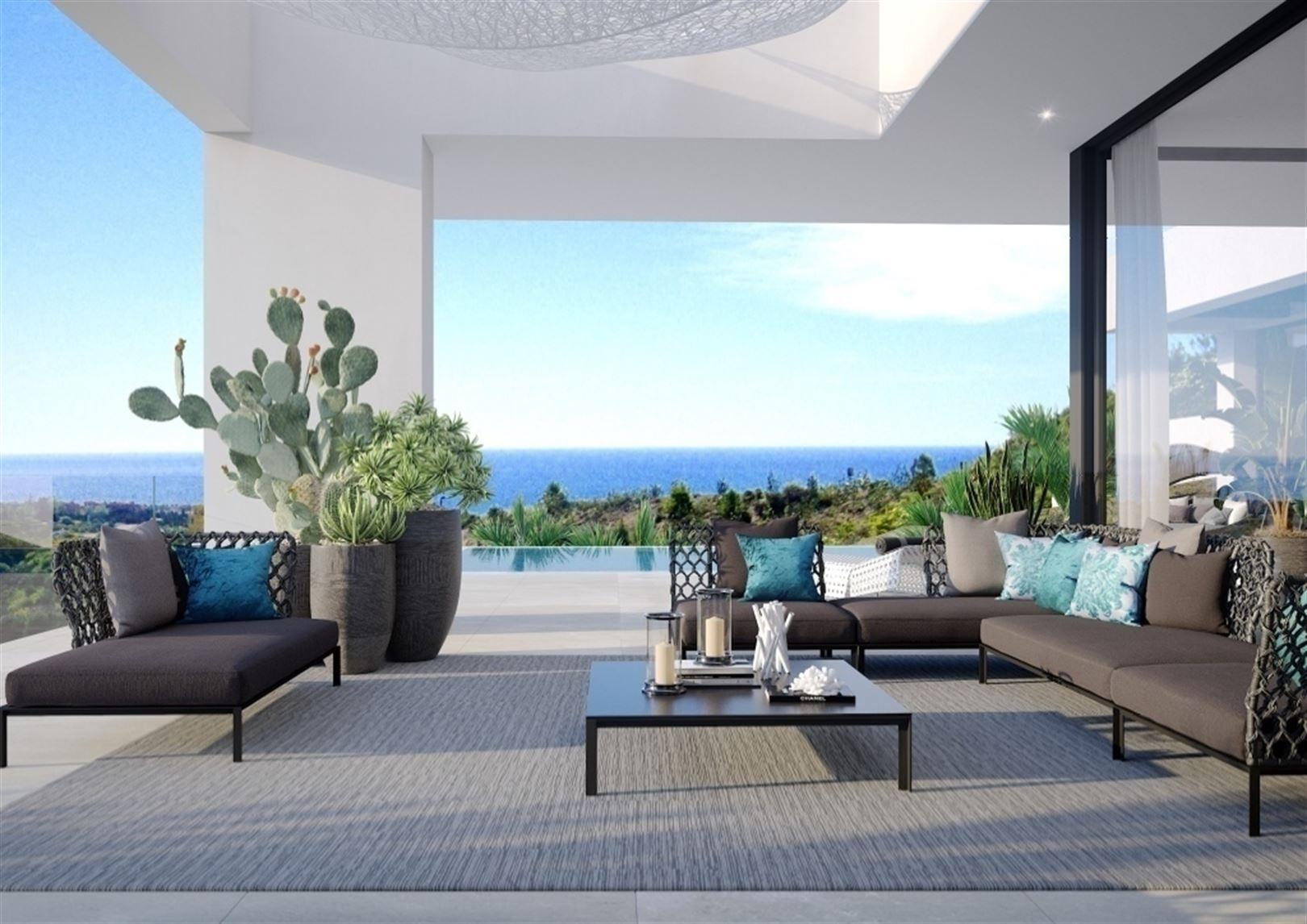 Foto 3 : Villa te 29679 MARBELLA (BENAHAVIS) (Spanje) - Prijs Prijs op aanvraag
