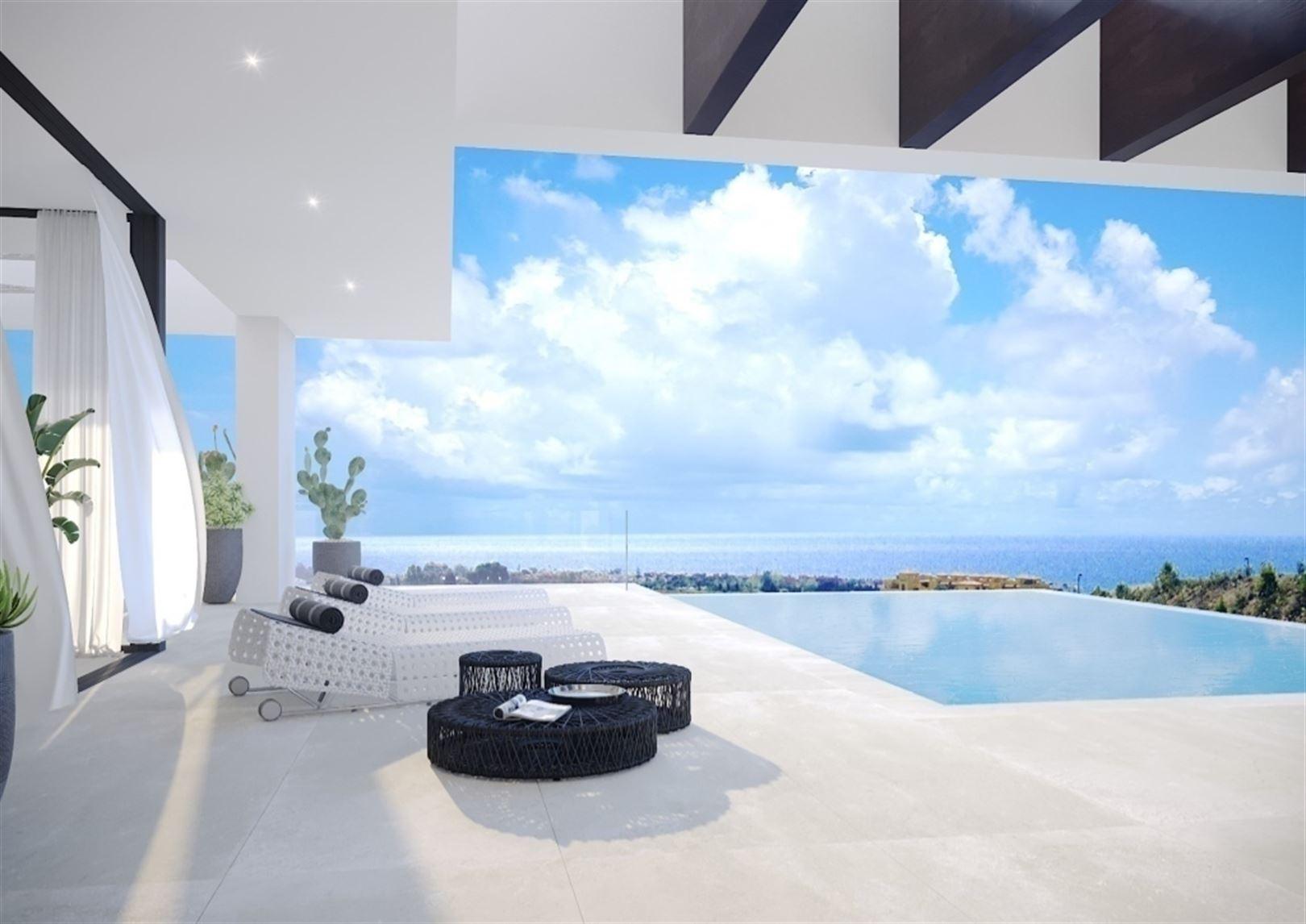 Foto 4 : Villa te 29679 MARBELLA (BENAHAVIS) (Spanje) - Prijs Prijs op aanvraag