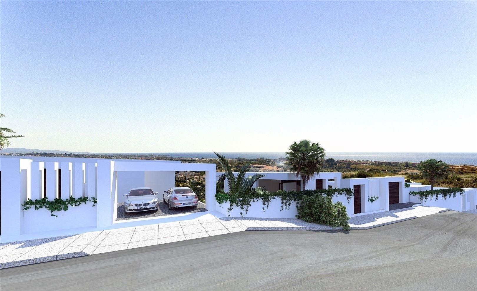 Foto 6 : Villa te 29679 MARBELLA (BENAHAVIS) (Spanje) - Prijs Prijs op aanvraag