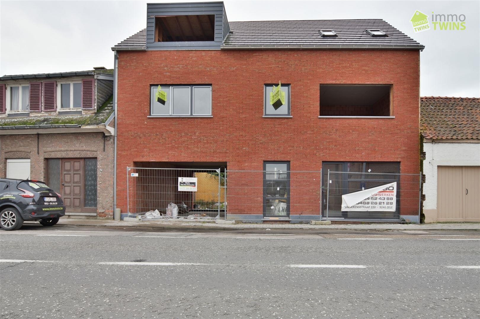 Foto 2 : Gemengd gebouw te 9200 GREMBERGEN (België) - Prijs € 279.000
