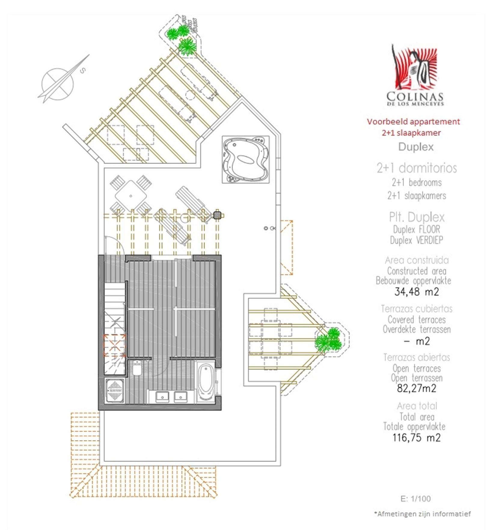 Foto 18 : Appartement te 38632 PALM MAR (Spanje) - Prijs € 450.000