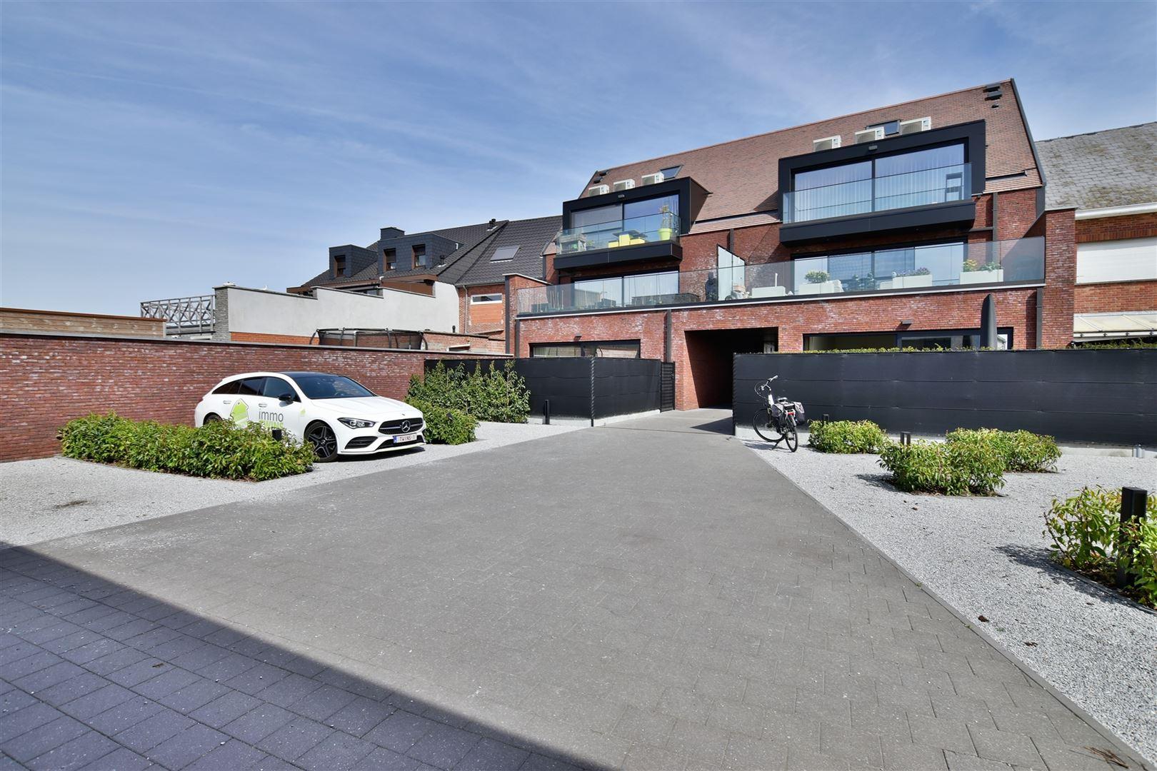 Foto 1 : Appartement te 9200 OUDEGEM (België) - Prijs € 830
