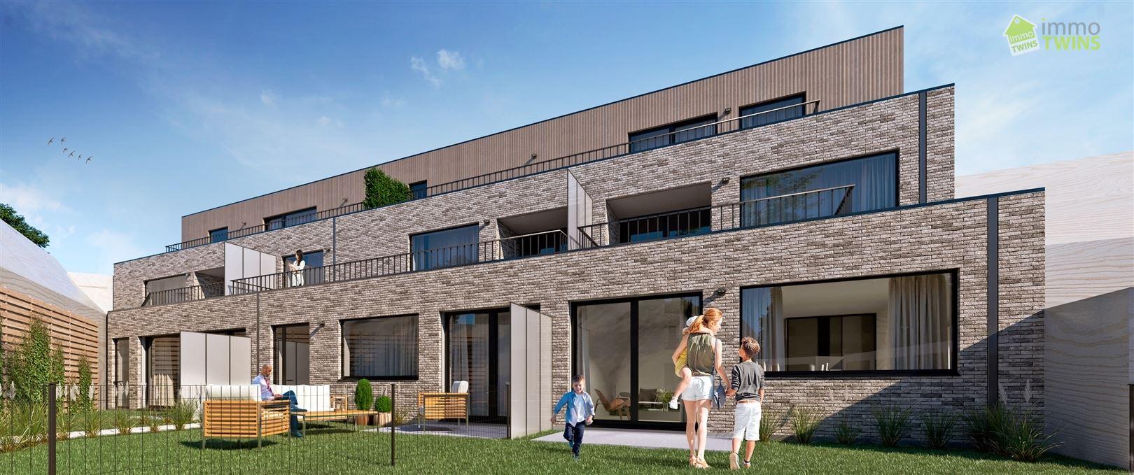 Foto 1 : Penthouse te 9220 MOERZEKE (België) - Prijs € 183.000