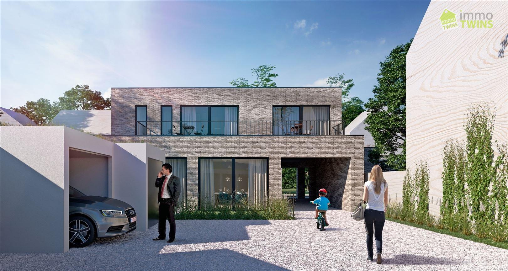 Foto 2 : Penthouse te 9220 MOERZEKE (België) - Prijs € 183.000