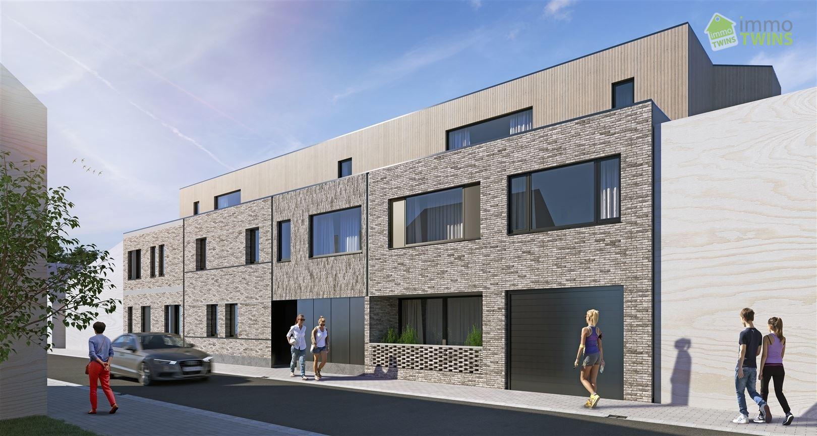 Foto 3 : Penthouse te 9220 MOERZEKE (België) - Prijs € 183.000