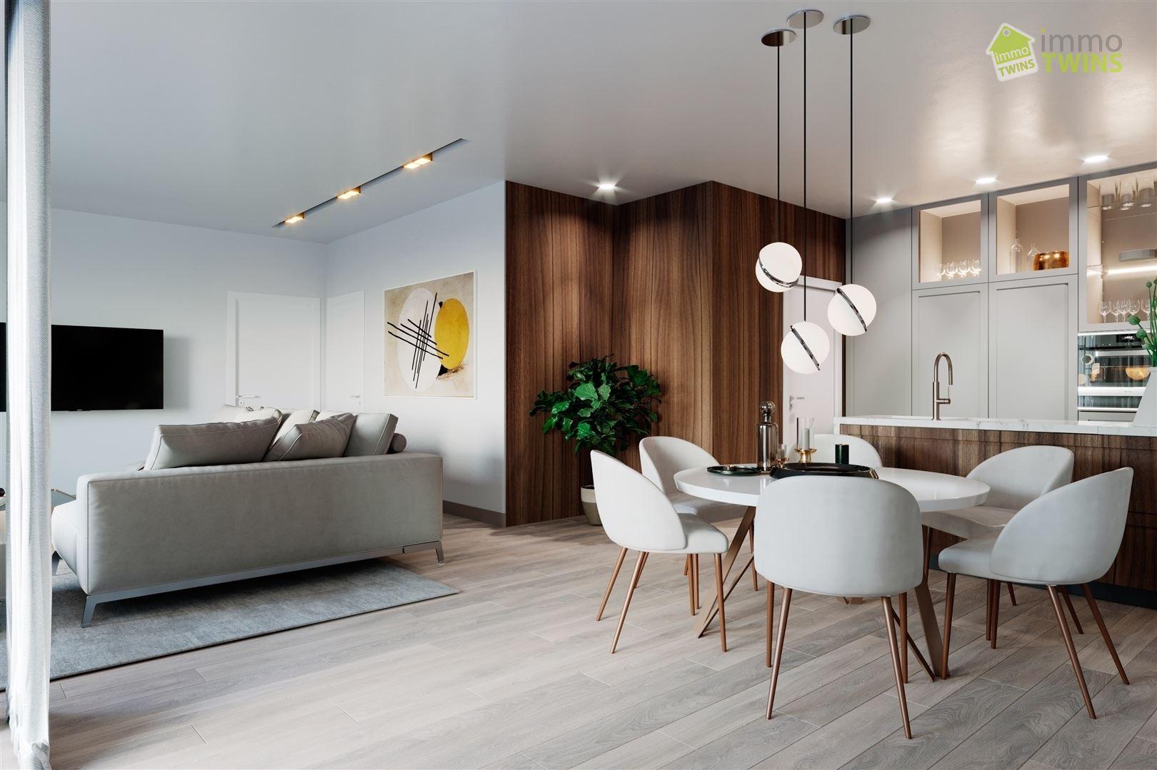 Foto 5 : Penthouse te 9220 MOERZEKE (België) - Prijs € 183.000