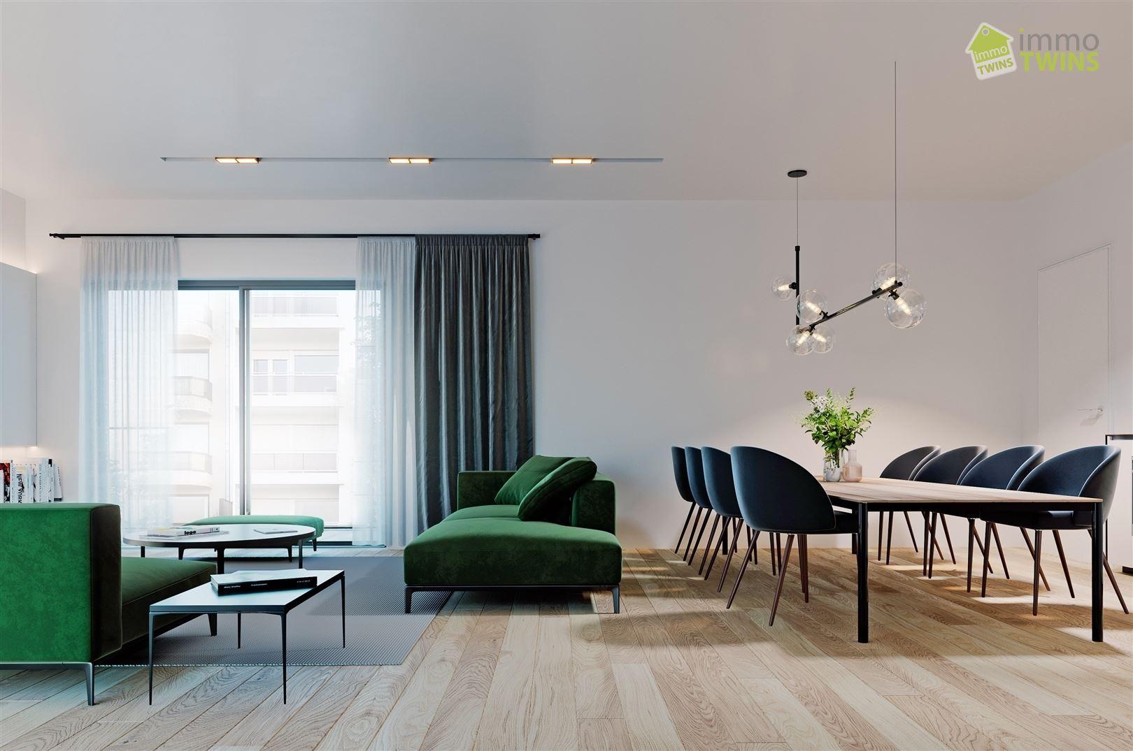 Foto 7 : Penthouse te 9220 MOERZEKE (België) - Prijs € 183.000