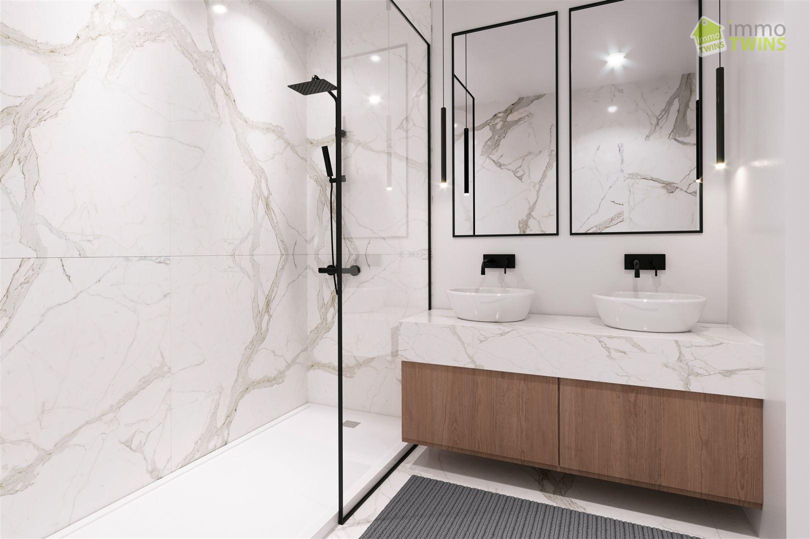 Foto 8 : Penthouse te 9220 MOERZEKE (België) - Prijs € 183.000