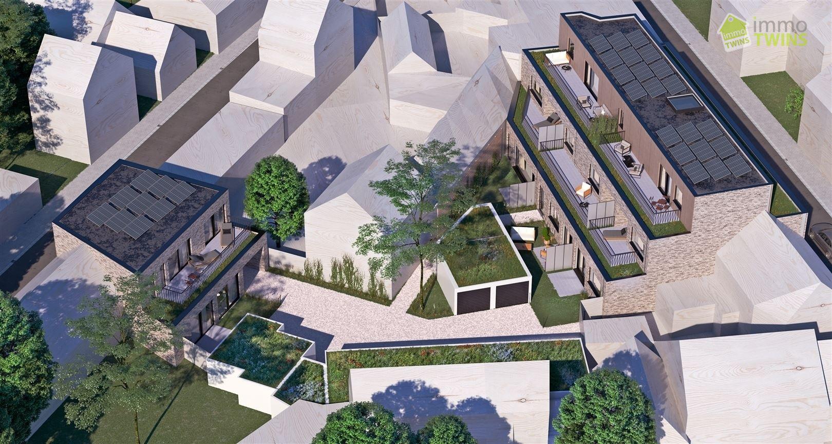 Foto 9 : Penthouse te 9220 MOERZEKE (België) - Prijs € 183.000