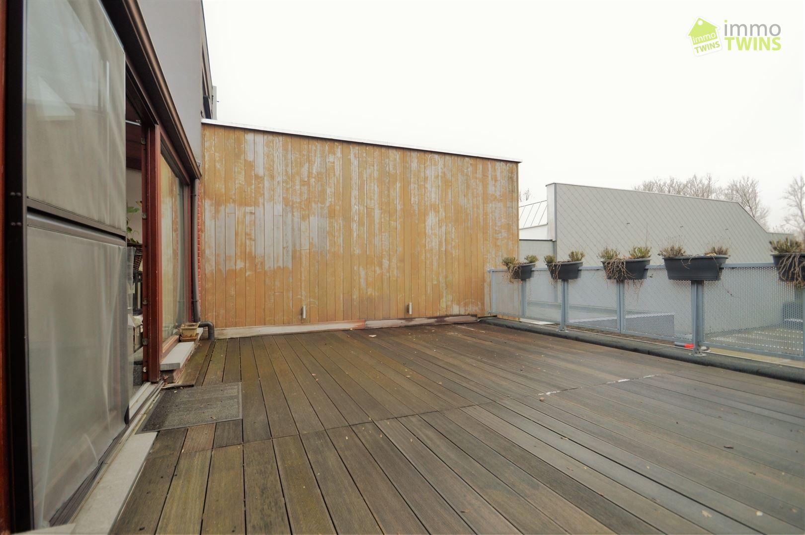 Foto 9 : Duplex/Penthouse te 2890 SINT-AMANDS (België) - Prijs € 449.000