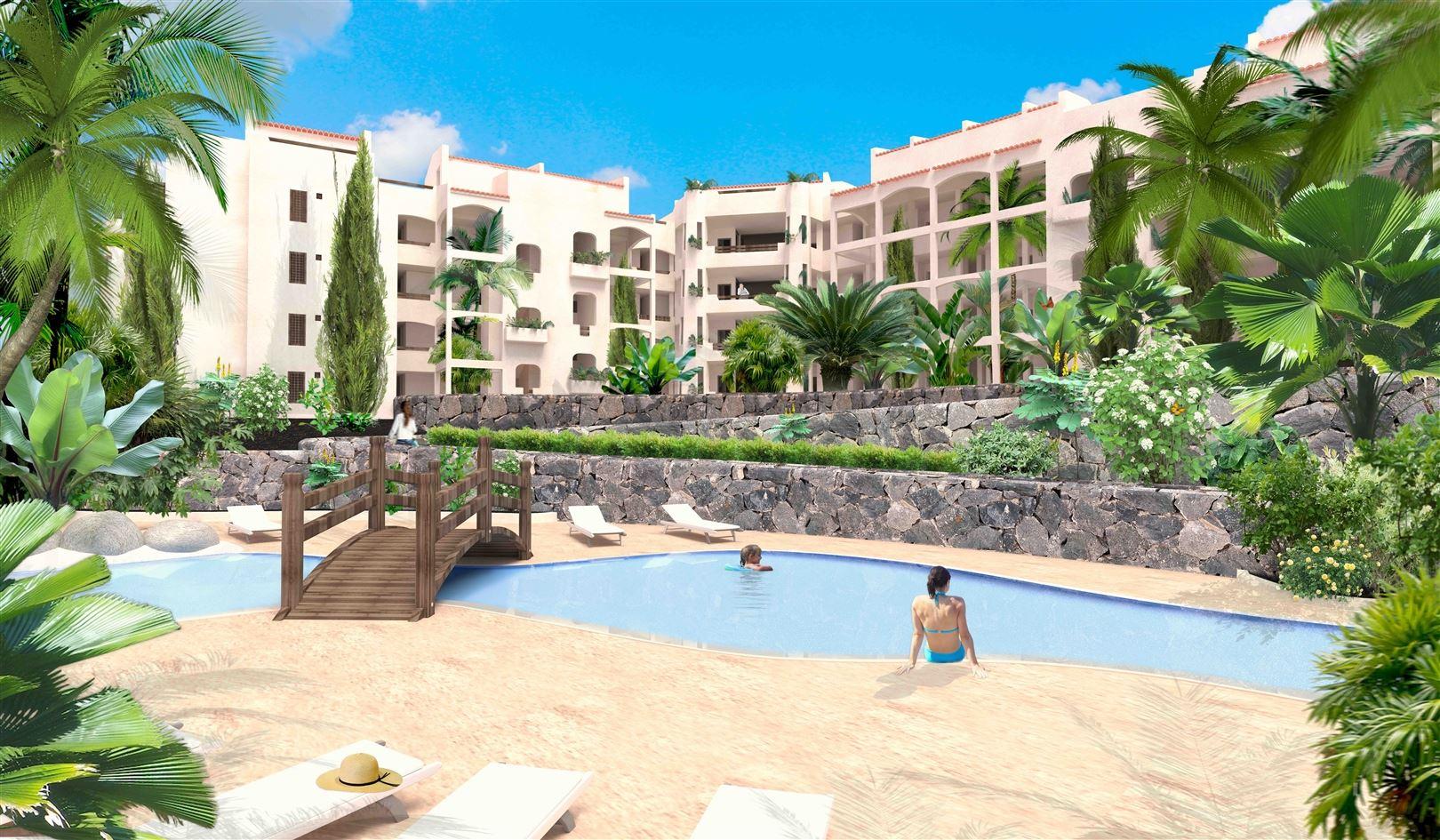 Foto 1 : Appartement te  ARONA - PALM MAR (Spanje) - Prijs Prijs op aanvraag