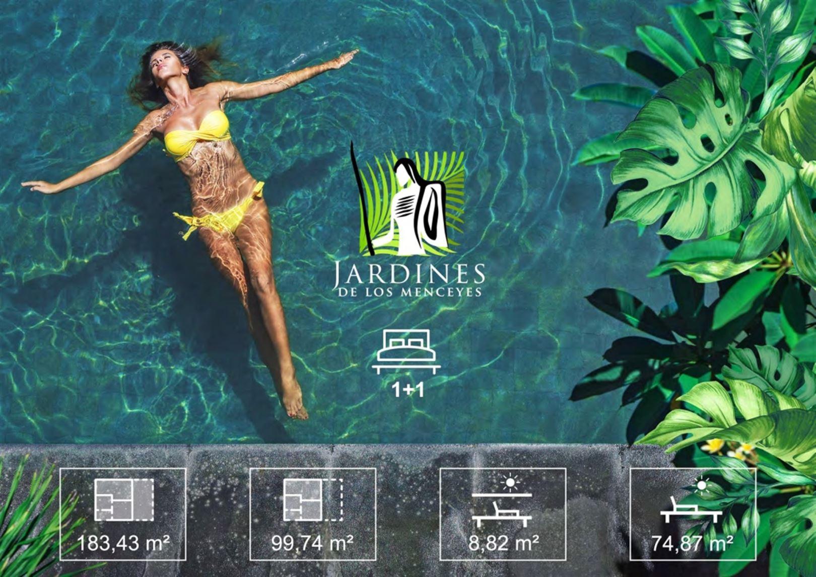 Foto 6 : Appartement te  ARONA - PALM MAR (Spanje) - Prijs Prijs op aanvraag