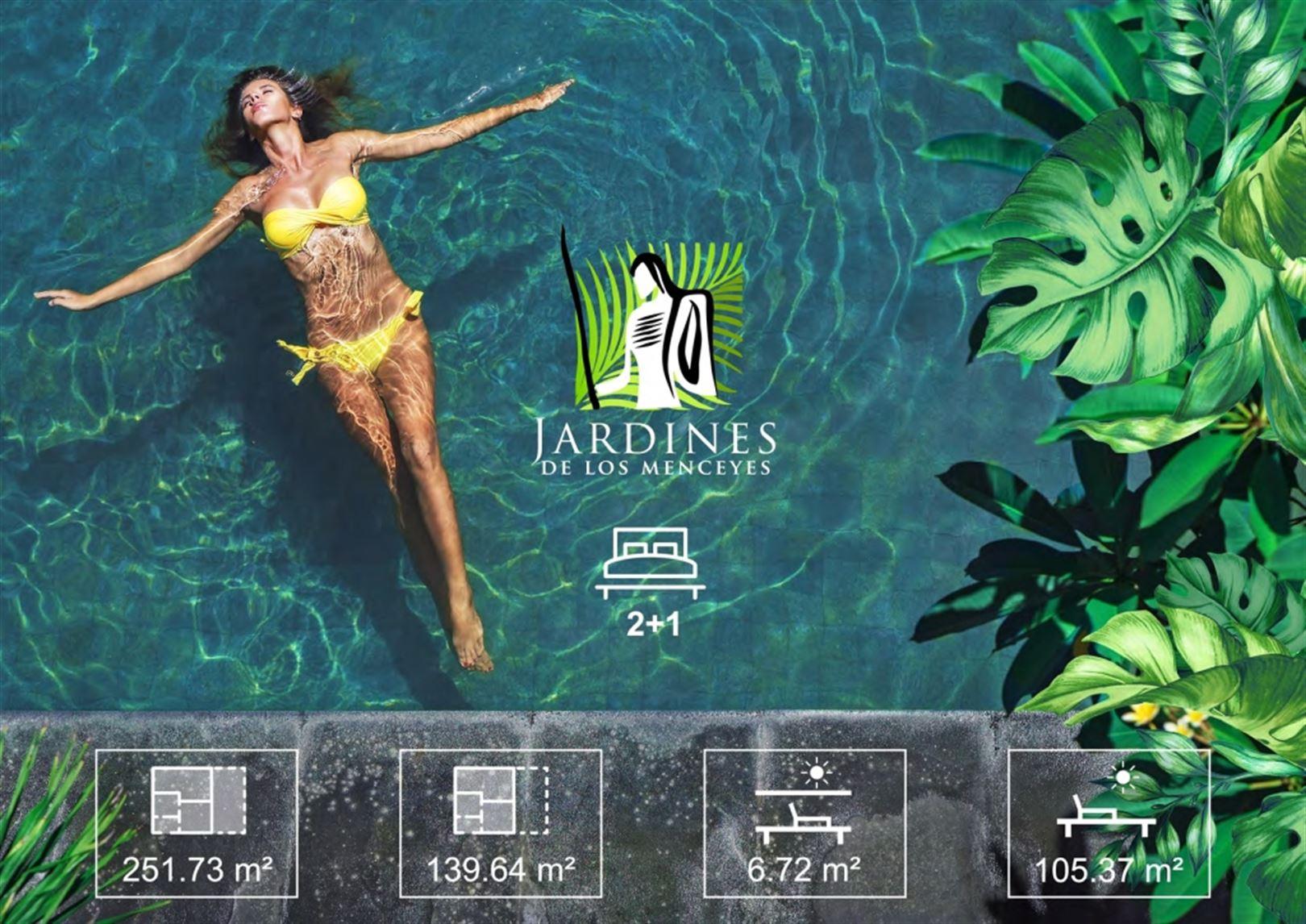 Foto 10 : Appartement te  ARONA - PALM MAR (Spanje) - Prijs Prijs op aanvraag