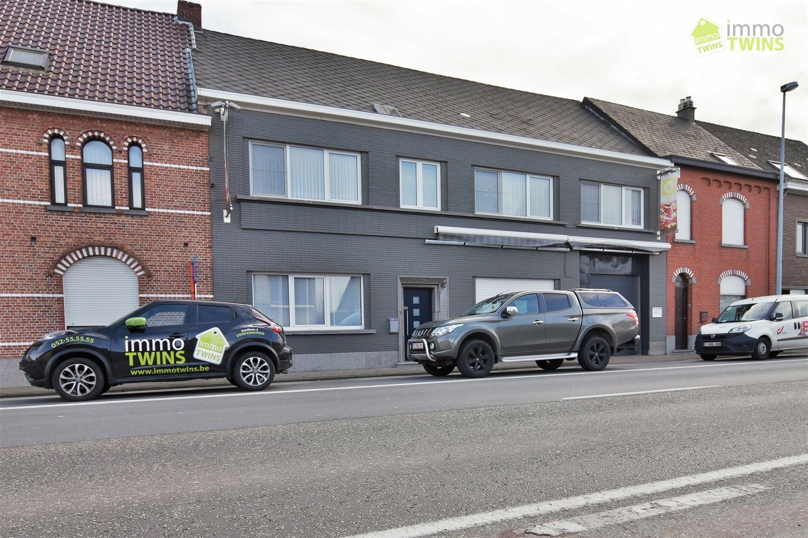 Foto 25 : Gemengd gebouw te 9308 GIJZEGEM (België) - Prijs € 549.000