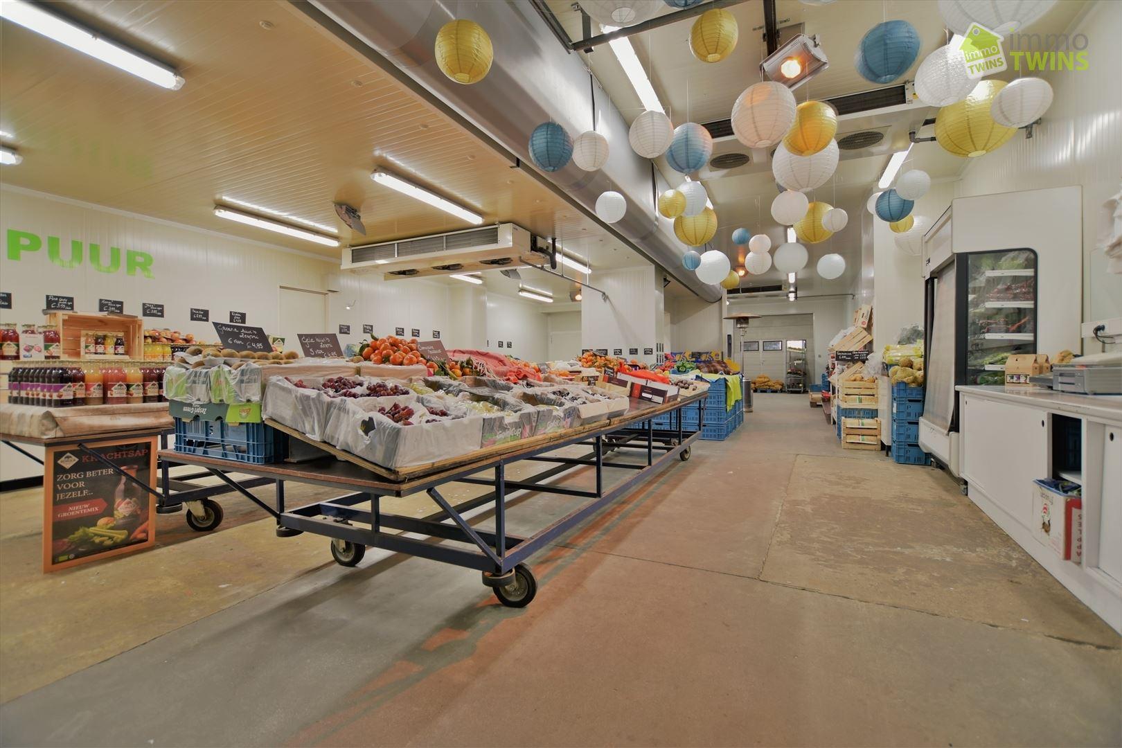 Foto 3 : Handelspand te 9308 GIJZEGEM (België) - Prijs € 549.000