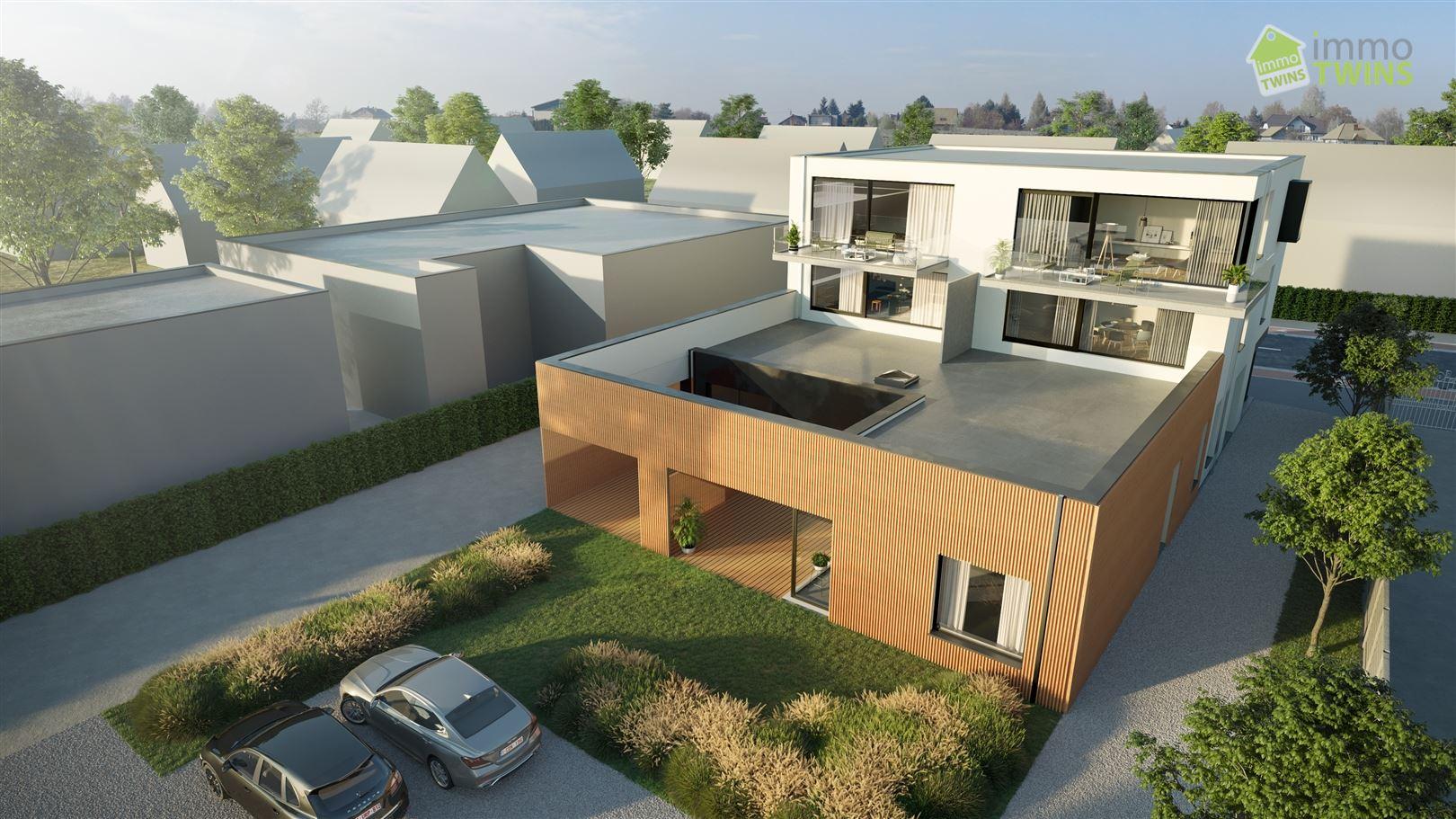 Foto 2 : Appartement te 9290 OVERMERE (België) - Prijs Prijs op aanvraag