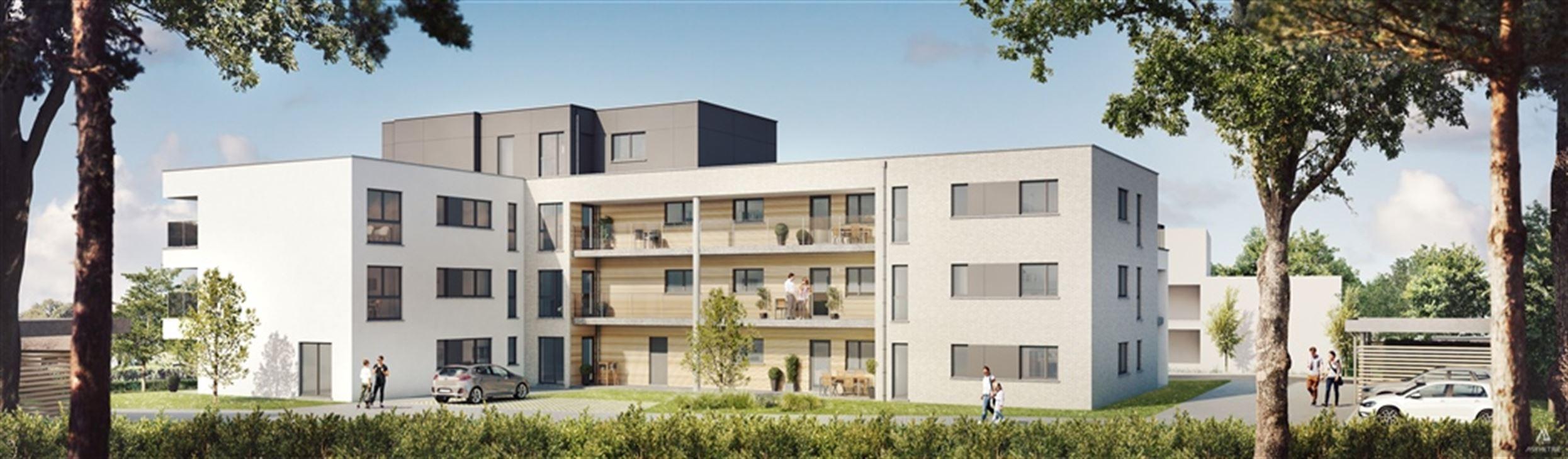 Image 1: Project Quartier du Bailou - Appartements - BAELEN(4837)