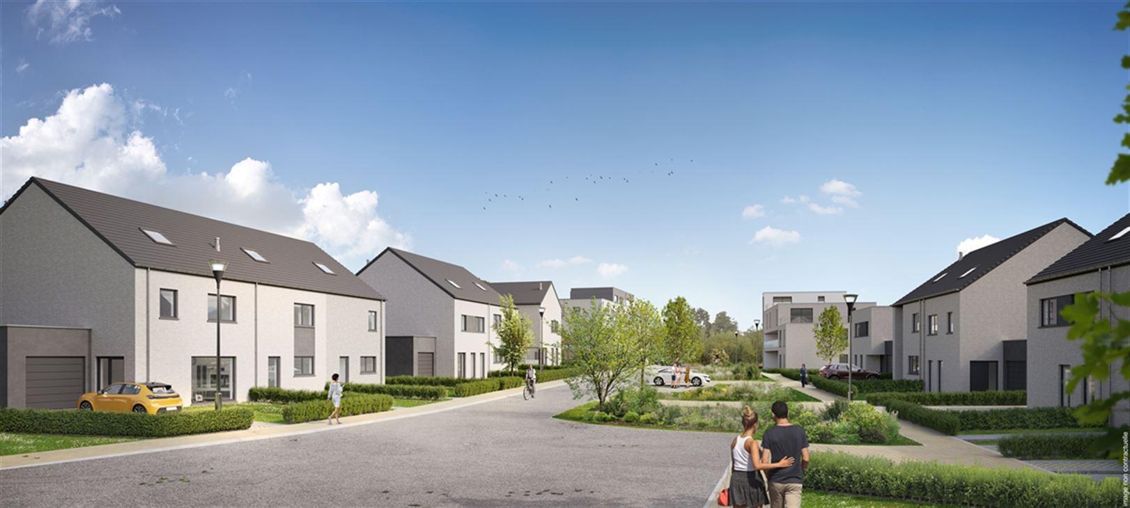 Image 8: Project Quartier du Bailou - Appartements - BAELEN(4837)