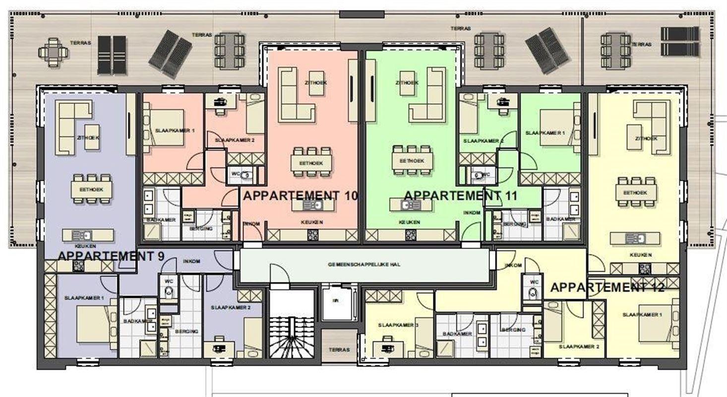 Foto 12 : Appartement te 3680 MAASEIK (België) - Prijs € 226.618