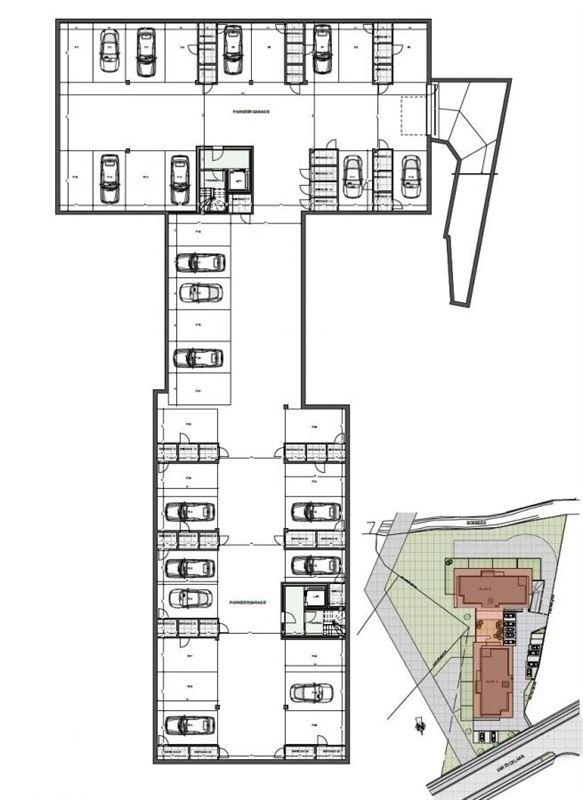 Foto 15 : Appartement te 3680 MAASEIK (België) - Prijs € 217.446