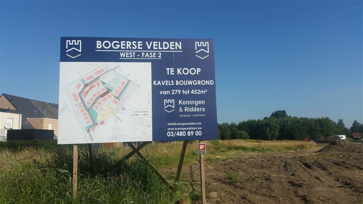 Nieuwbouw : Bogerse Velden te Lier (2500) - Prijs