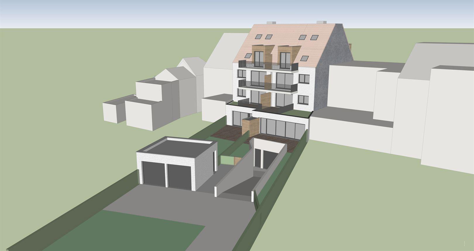 Gelijkvloers app. te 2220 Heist-op-den-Berg (België) - Prijs
