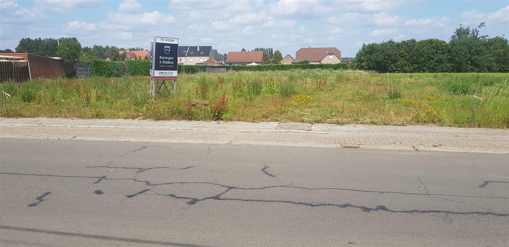 Bouwgrond te 2221 HEIST-OP-DEN-BERG (België) - Prijs € 149.000