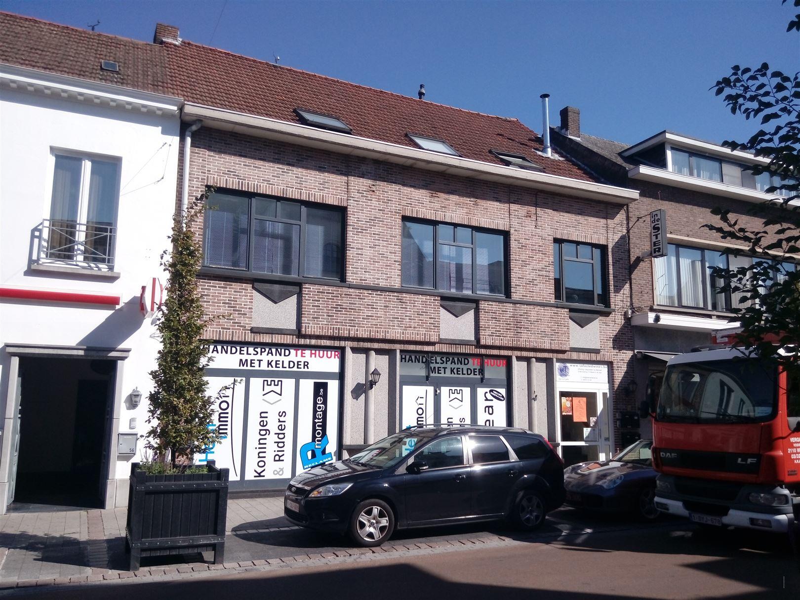 Handelsgelijksvloers te 2220 HEIST-OP-DEN-BERG (België) - Prijs