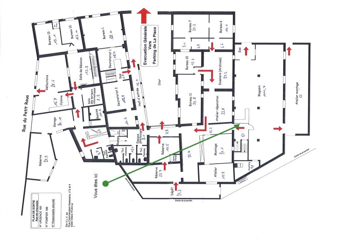 Image 34 : Immeuble à 4340 AWANS (Belgique) - Prix