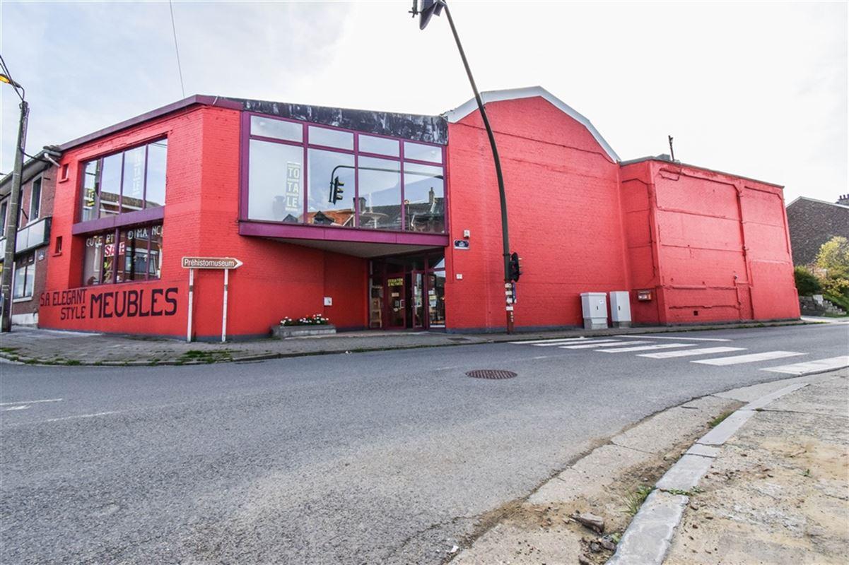 Image 1 : Commerce à 4400 FLÉMALLE (Belgique) - Prix
