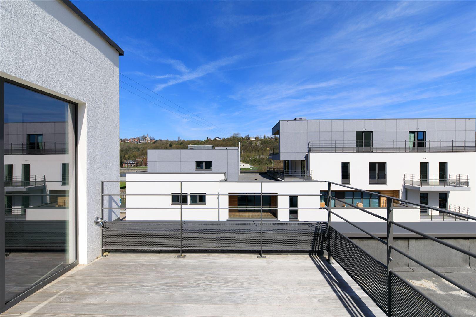 Les Terrasses de l'Ecluse - 5100 JAMBES