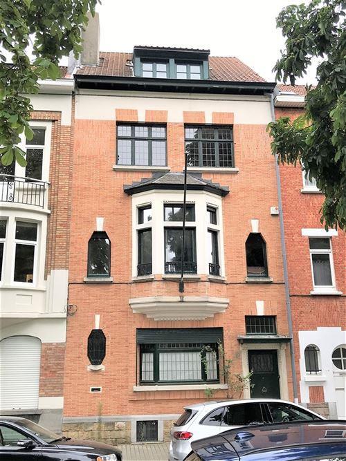 Maison de maître a vendre à ETTERBEEK (1040)