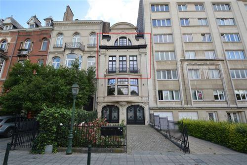 Appartements a louer à WOLUWÉ-SAINT-PIERRE (1150)