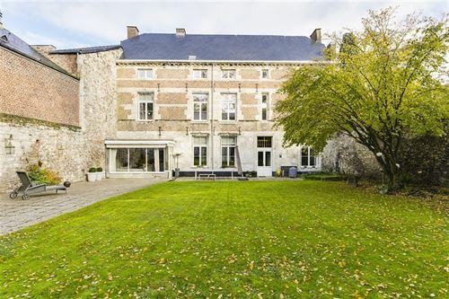 Hôtel de maître a vendre à HUY (4500)