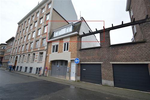 Appartements a vendre à WOLUWÉ-SAINT-PIERRE (1150)