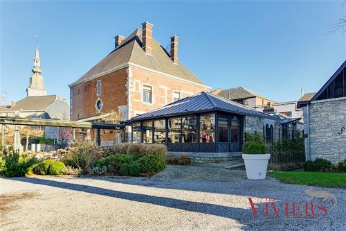Manor te koop te MARCHE-EN-FAMENNE (6900)