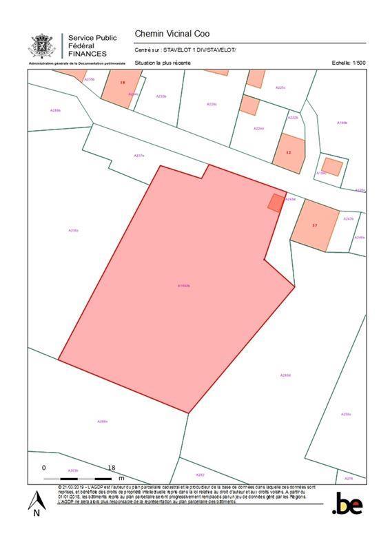 Image 9 : Terrain à bâtir à 4970 STAVELOT (Belgique) - Prix 85.000 €