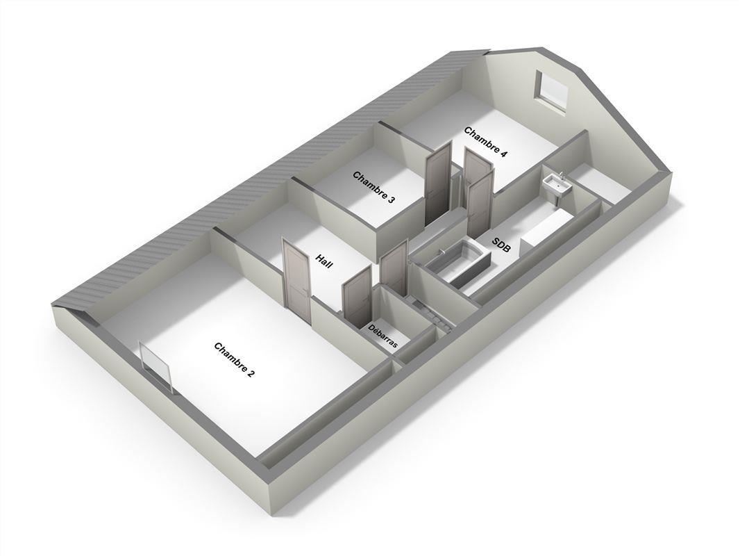 Image 12 : Appartement à 5377 BAILLONVILLE (Belgique) - Prix 249.000 €