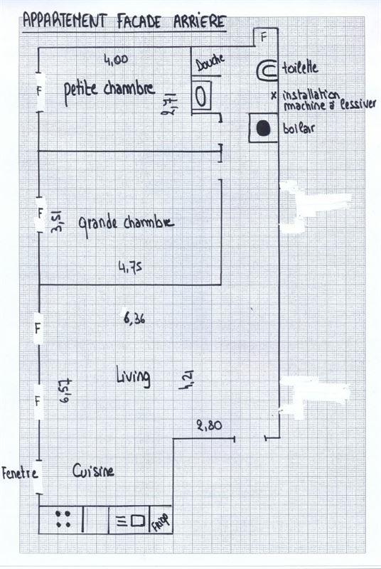 Image 12 : Appartement à 6840 NEUFCHÂTEAU (Belgique) - Prix 530 €