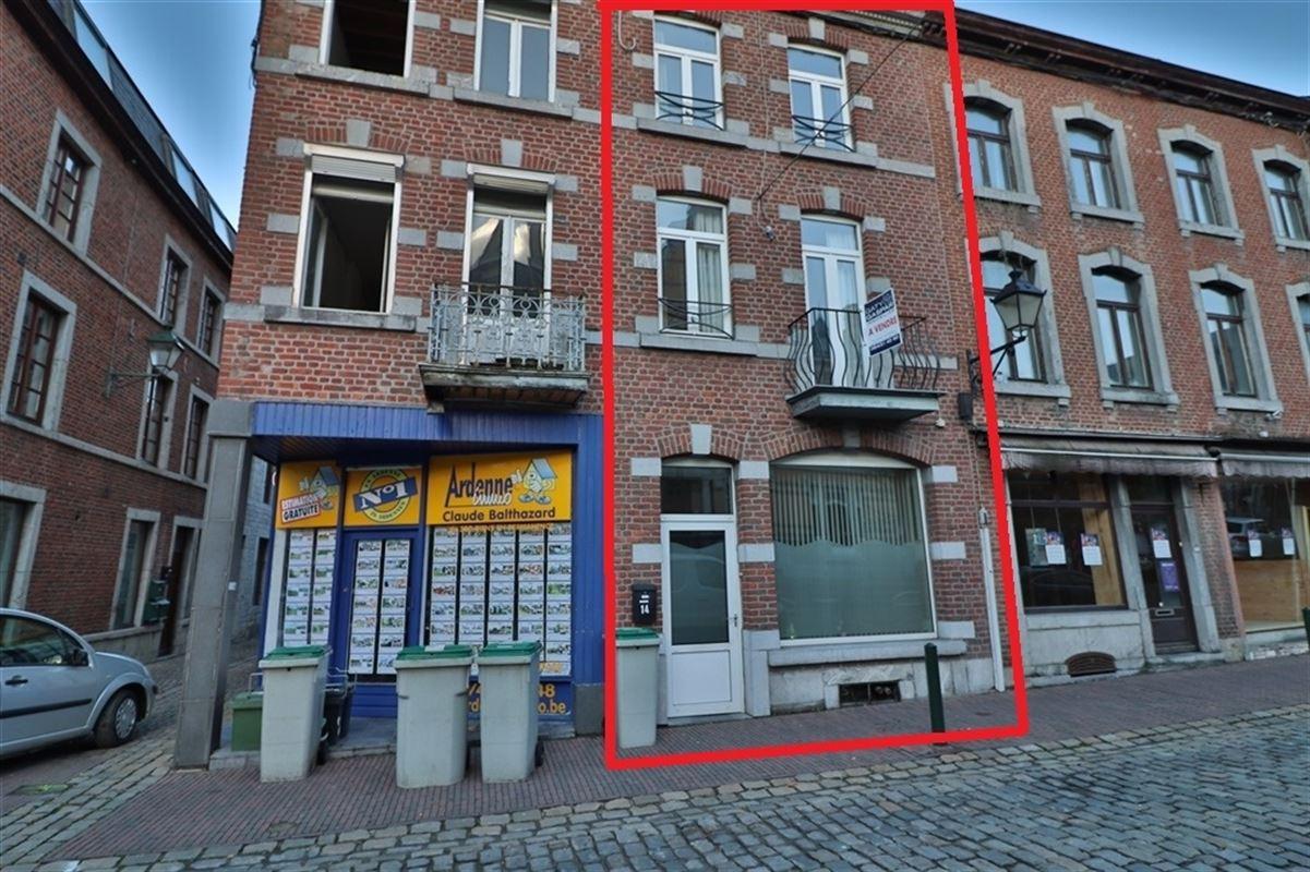 Image 1 : Immeuble à appartements à 6900 MARCHE-EN-FAMENNE (Belgique) - Prix 299.000 €