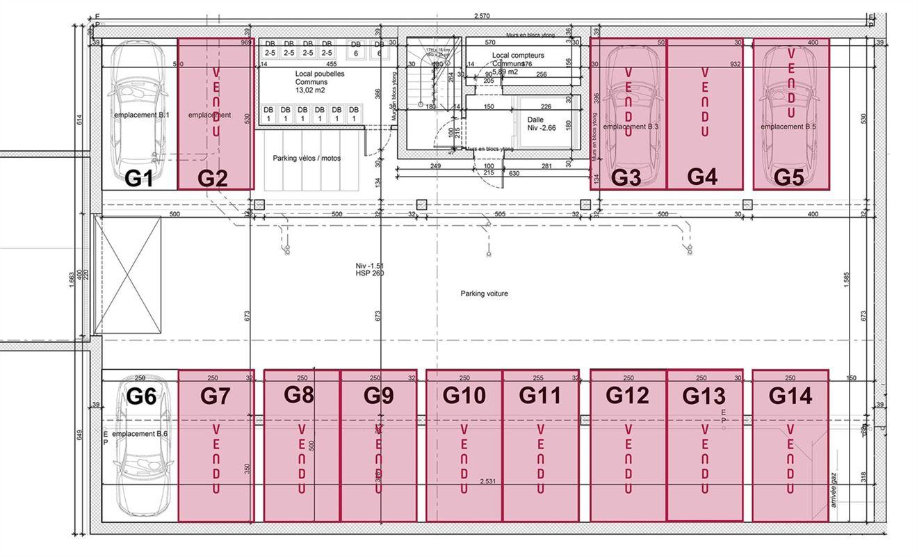 Image 22 : Projet de constructions neuves à 6940 BARVAUX (Belgique) - Prix 140.000 €