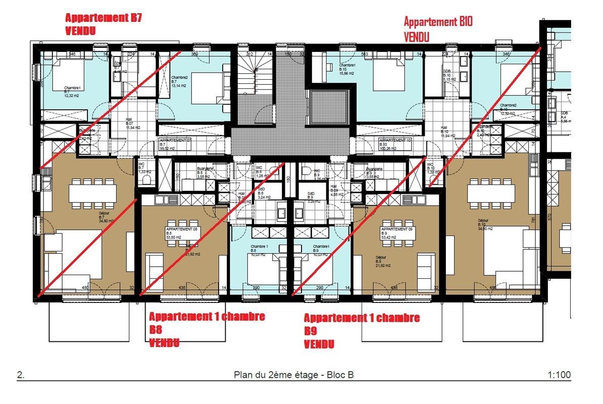 Image 16 : Projet de constructions neuves à 6940 BARVAUX (Belgique) - Prix 127.500 €