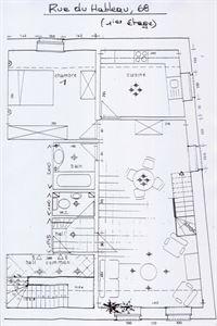 Image 11 : Appartement à 5580 ROCHEFORT (Belgique) - Prix 550 €