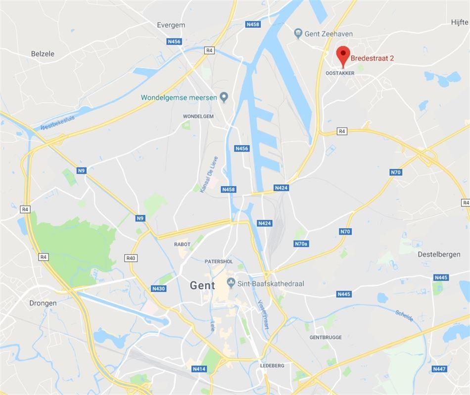 Foto 2 : Staanplaats te 9041 OOSTAKKER (België) - Prijs € 35